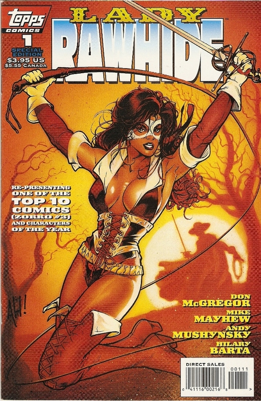 lady rawhide special 1